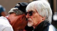 """Afbeelding: Ecclestone: """"Horner enige teambaas die zijn mening durft te geven"""""""