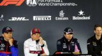 Afbeelding: Perez ziet Racing Point ingehaald worden door concurrentie
