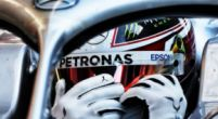 """Image: Lewis Hamilton admits to """"struggling with the car"""" on Friday in China"""