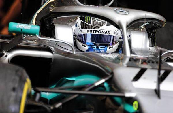 Bottas grabs pole position but isn't happy: Good enough lap