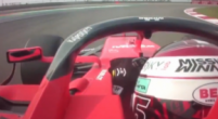 """Image: Watch Leclerc apologise to Ferrari after Q3: """"I should've done better"""""""