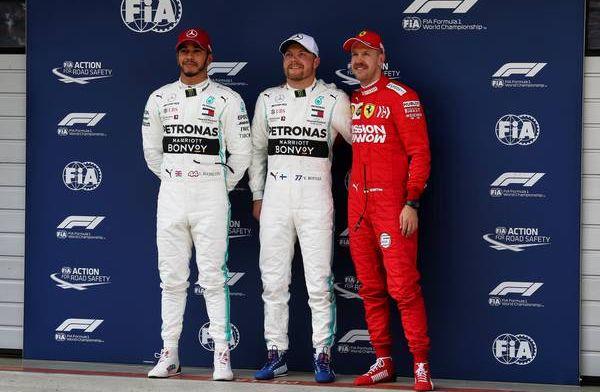 Liveblog: Formula 1 Chinese Grand Prix - Race!