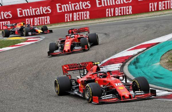 Vettel thought he was quicker than Leclerc prior to team orders