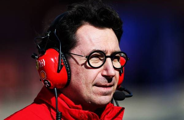 Binotto: Leclerc should be upset