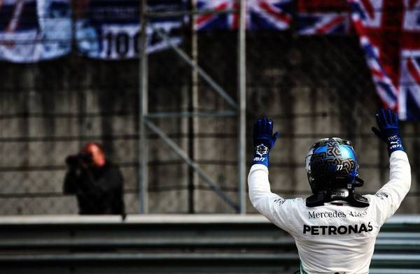 Bottas disappointed following second-place in China