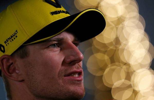 Hülkenberg knows Renault have things to work on after another DNF