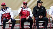 Afbeelding: Kimi Raikkonen tilt Alfa Romeo naar grotere hoogtes