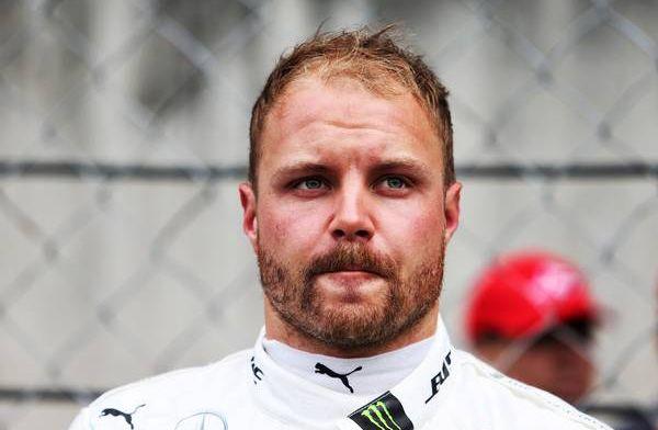 Bottas maakte zich 'veel zorgen' vooraf aan dubbele pitstop Mercedes