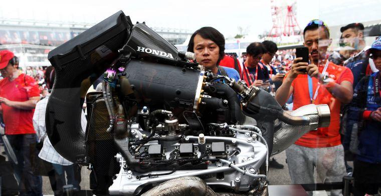 Helmut Marko wrijft in zijn handen: Twintig PK extra van Honda in Baku