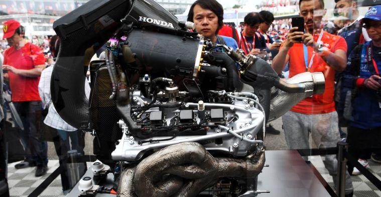 Nieuwe Honda update zou volgens Olav Mol goed zijn voor anderhalf tiende