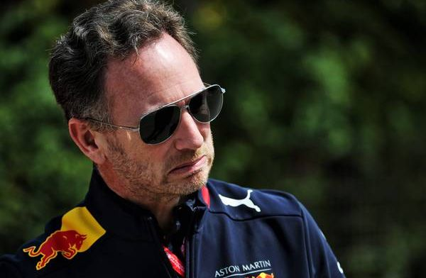 Christian Horner says our goal is to reduce the gap to the leaders