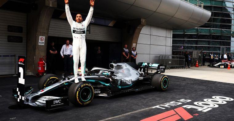 Brundle: We moeten accepteren dat Mercedes begint te domineren
