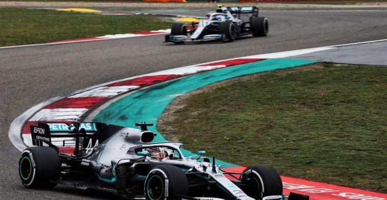 Lewis Hamilton: In Shanghai herstelde ik me, maar moet aan starts blijven werken