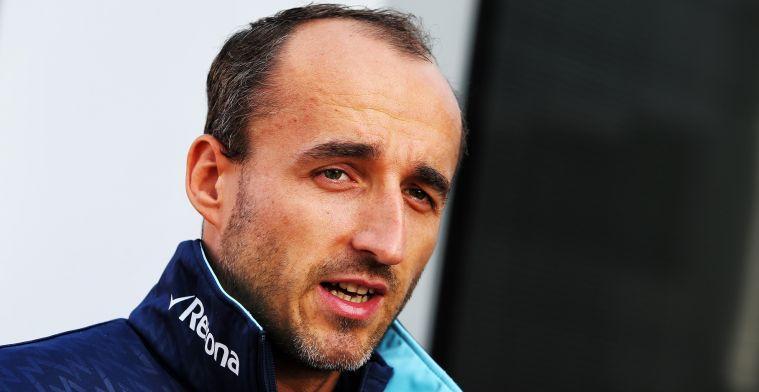 Robert Kubica verbaasd na GP China: Zelfs racepace was nergens te bekennen