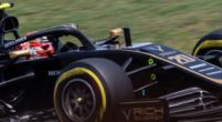 Image: China fall-off blamed on tyres yet again by Haas