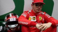 "Image: Leclerc doesn't feel sacrificed: ""There is an explanation behind it, I understand"""