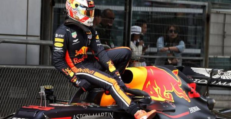 Verstappen with mixed emotions after Chinese Grand Prix