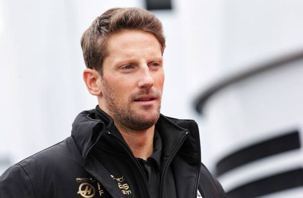 Grosjean was worried about his tyres at the end of the Chinese GP