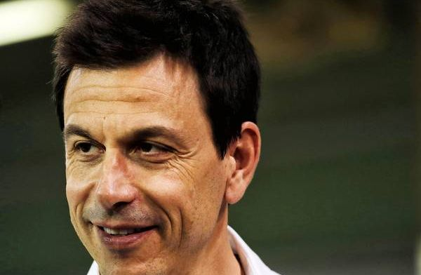 Toto Wolff is particularly proud of double stacked pit stop