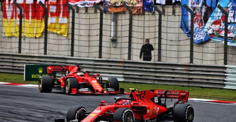 Brundle: Ferrari moet oppassen dat het niet Leclerc's reputatie aantast