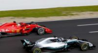 Image: Palmer: Mercedes pile the pressure on Ferrari