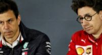 "Image: Wolff on Ferrari drivers: ""It's not an easy situation, we have been there"""