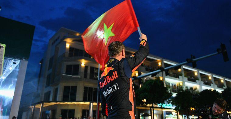 Chase Carey inspecteert Vietnam: We moeten ons zorgen blijven maken
