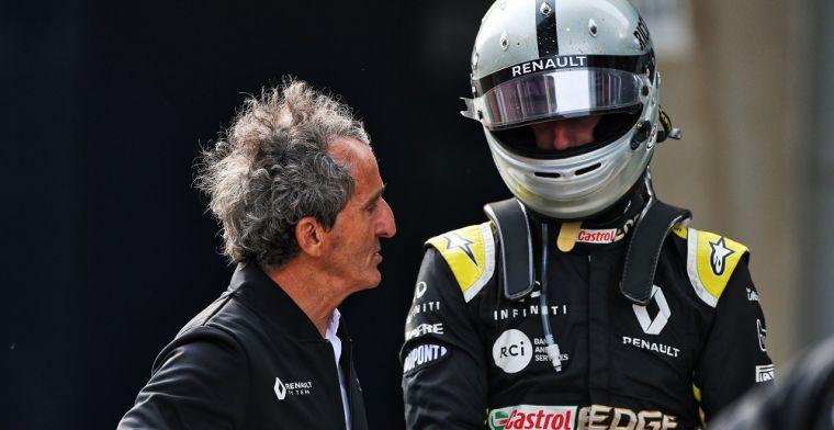 Prost: 'Mercedes en Ferrari zijn oorlogsmachines en top drie is onbereikbaar'