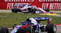 Image: Tost full of praise for Albon's China performance