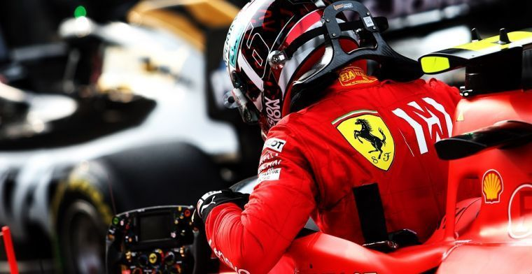 Berger: 'Ferrari doet er niet goed aan Vettel voorkeurspositie te geven'