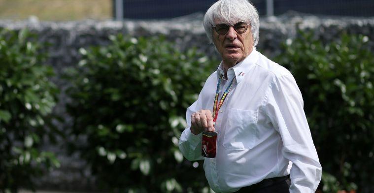Bernie Ecclestone maakt zich zorgen om Williams: En iedereen wordt weggekaapt