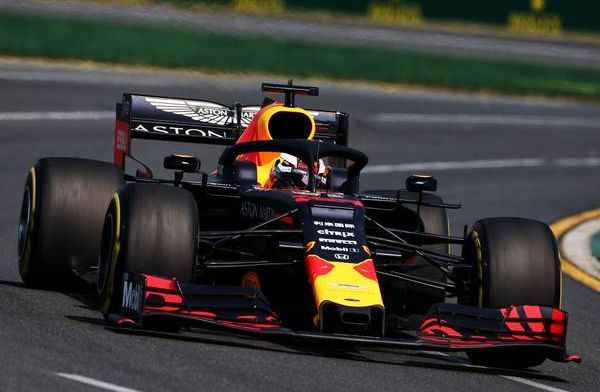 Verstappen: Hopefully halfway through 2019 Red Bull can compete for race wins