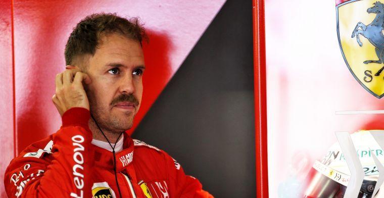 Tambay: Vettel zal nooit iets doen om Ferrari of zijn teamgenoot te schaden