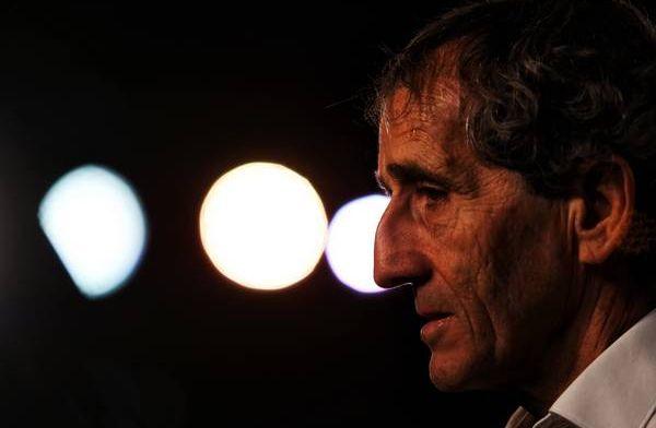 """Prost verdedigt Renault: """"Logisch dat er problemen zijn met grote vermogenssprong"""""""