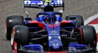 Image: Watch: Albon tackles the Baku City Circuit on the simulator