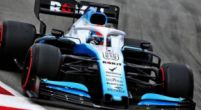 """Image: Russell and Kubica have """"big problems"""" with Williams car behaviour"""