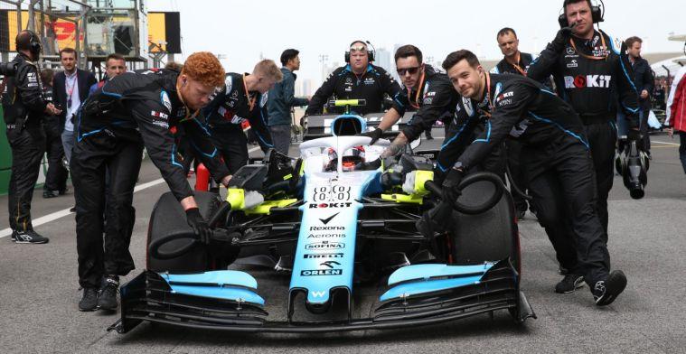Mazepin ontkent gesprekken rondom overname Williams F1 team