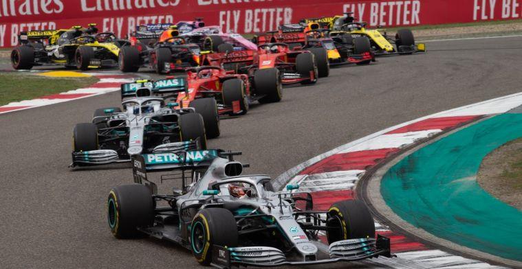 Bijna miljoen Nederlanders keken zondagochtend Formule 1