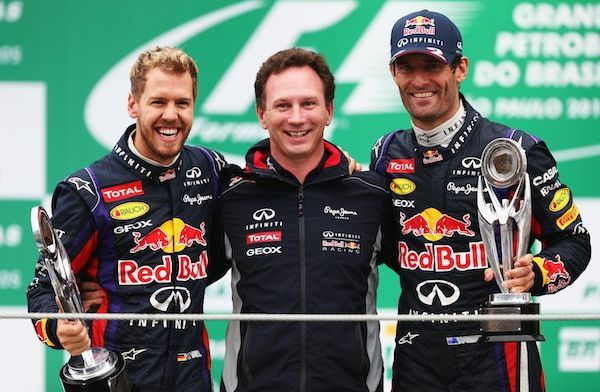 Eerste overwinning Red Bull Racing vandaag tien jaar geleden