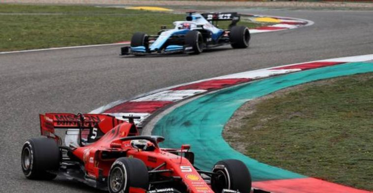 Ferrari yet to be a fair match for Mercedes