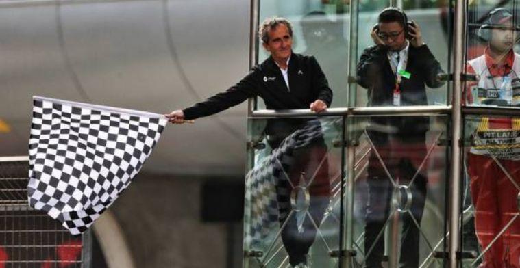 Prost not fazed by reliability and Ricciardo problems