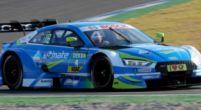 Afbeelding: Bij DTM-test op Lausitzring is Frijns de snelste