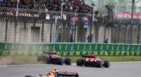 Afbeelding: Jolyon Palmer verbaasd dat Verstappen niet klaagde over verdedigende actie Vettel