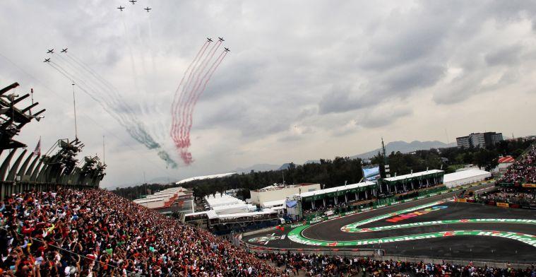 De vijf Grands Prix met een onzekere toekomst na het 2019-seizoen