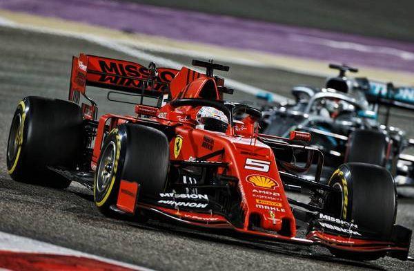 Leclerc en Vettel verschillen erg qua rijstijl