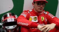 Image: Leclerc fully focused on racing and not popularity