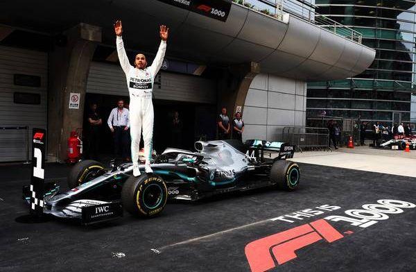 Hamilton volgens Ecclestone 'superster', maar 'niet geliefd' in eigen land