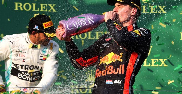 Christian Horner: Verstappen heeft zich tot dusver heel volwassen opgesteld