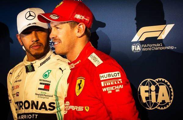 Sebastian Vettel reaches $500 million in prize money