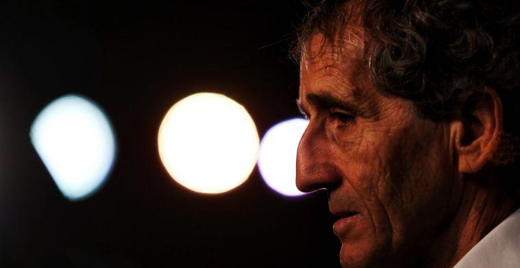 Alain Prost heeft een gruwelijke hekel aan de Senna film